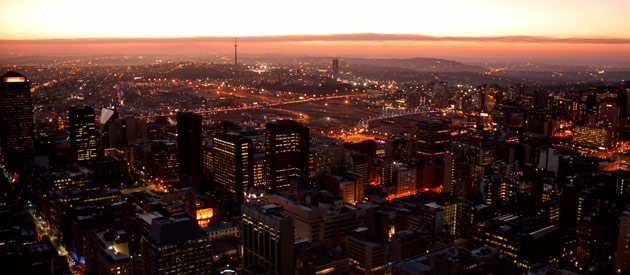 Johannesburg - The Crown of South Africa Tourism