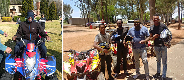 Fun Quads and Adventure - Pretoria - Gauteng