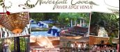 WATERFALL COVE RIVER EDGE VENUE