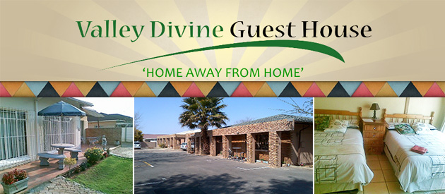 VALLEY DIVINE GUEST HOUSE, KEMPTON PARK