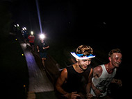 Black Diamond Night Trail Run Series