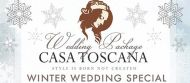 Wedding Package - Casa Toscan